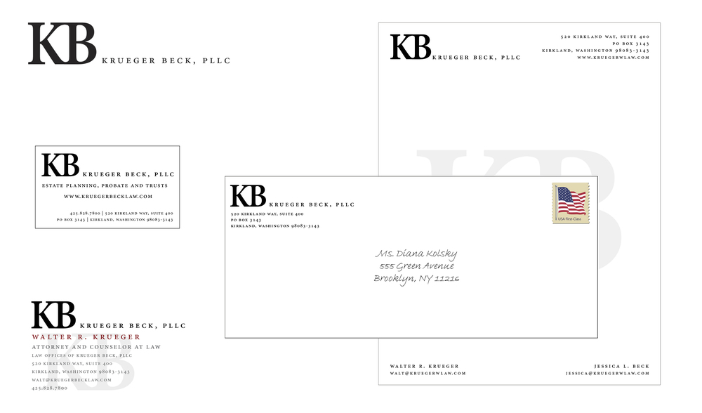 Krueger Beck, PLLC   Law firm