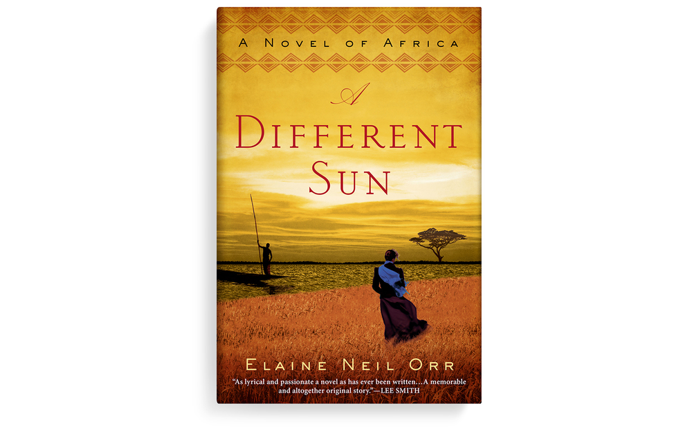 Spoiler alert: It's actually the same sun.  Jacket design. Berkley. 2013.