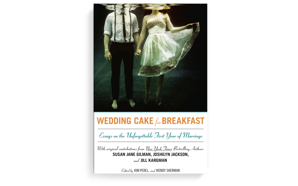 I think all cake is breakfast cake.  Cover design. Berkley. 2012.
