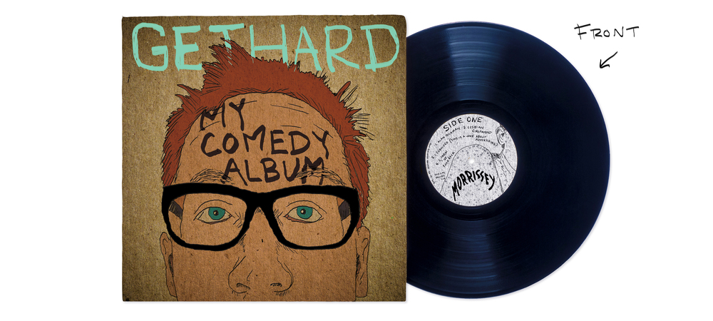 My Comedy Album | Chris Gethard