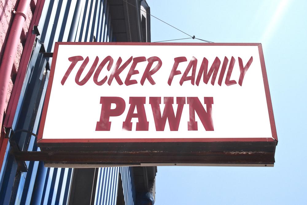 Tucker Family Pawn   TV pilot