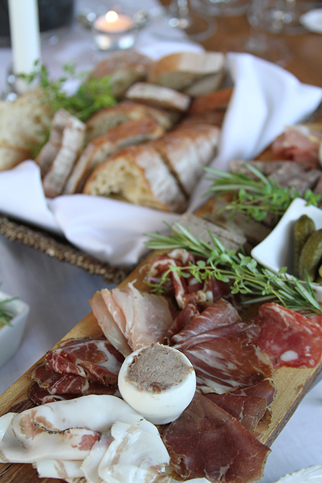 House Cured Meats