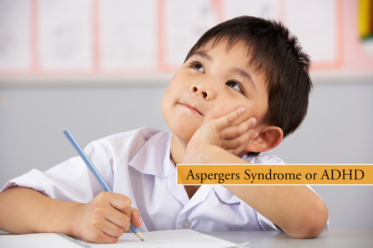 Aspergers - Coping With A Syndrome Kid
