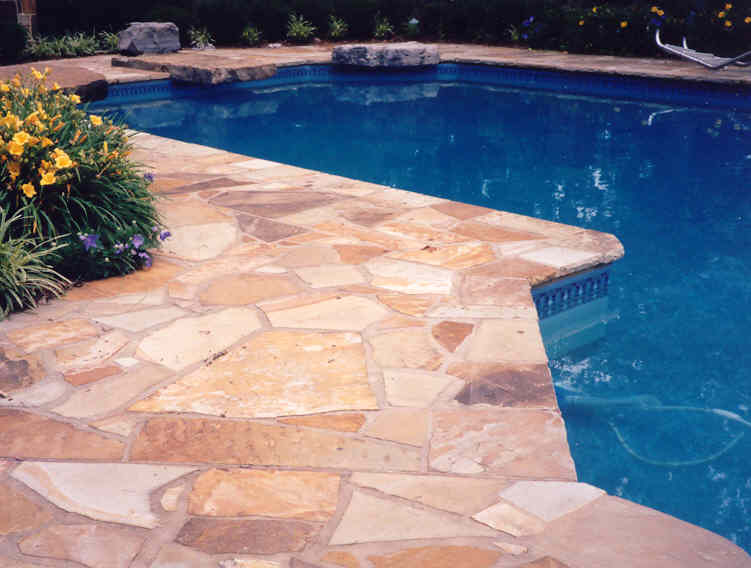 Usa Pavers Pool Deck