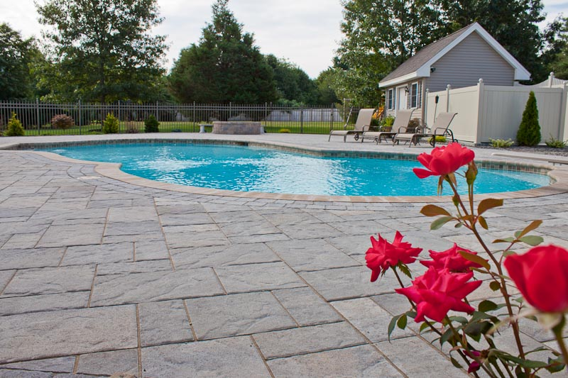 Usa Pavers Pool Deck 3