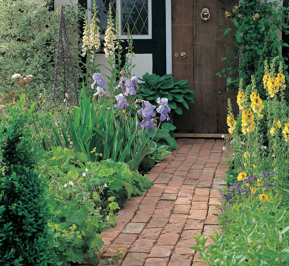 Usa Pavers Garden