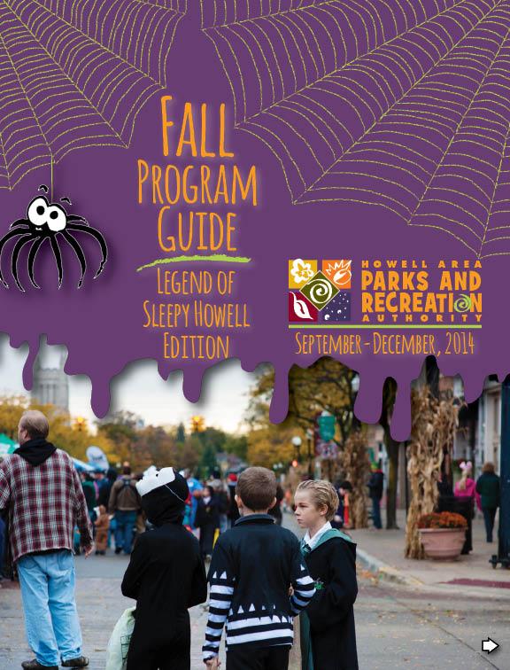 Fall 2014 Program Guide