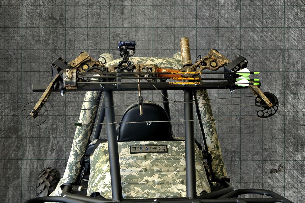TORQ BOW/GUN RACK