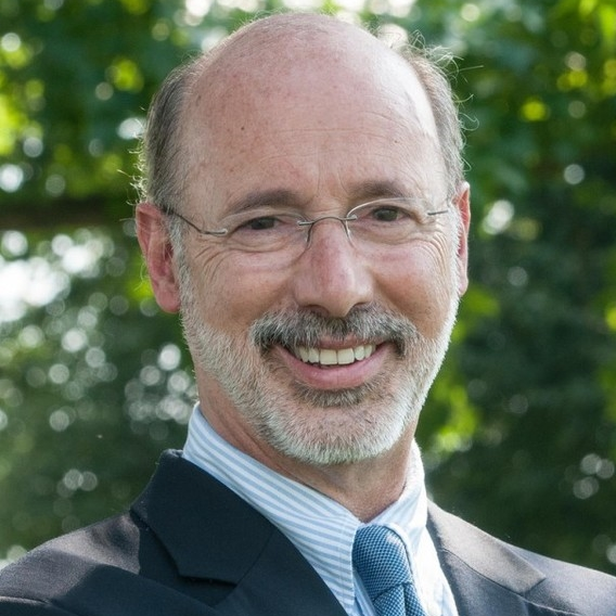 Tom Wolf Governor-Elect of Pennsylvania