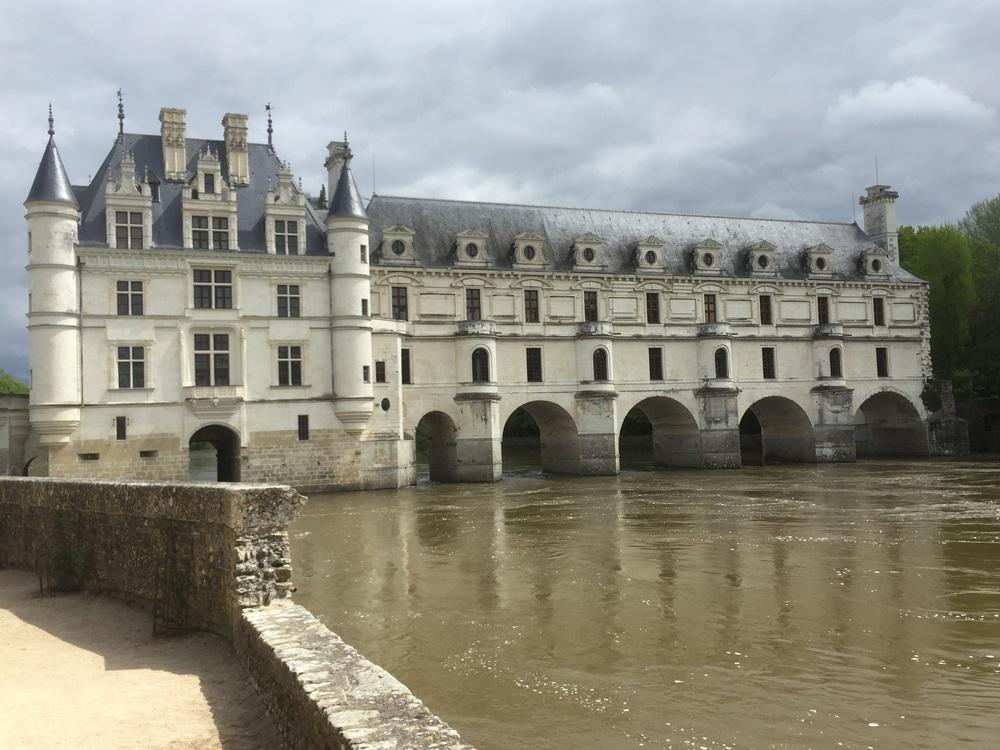 Chateau de Chenonceau, Amboise, Fance
