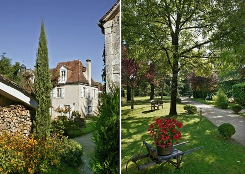 We will stay at a lovely B & B in the town of Martel in the South West of France.