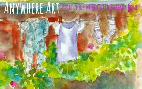 Anywhere Art with Barbara Roth