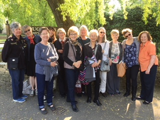 English countryside tour group 2017