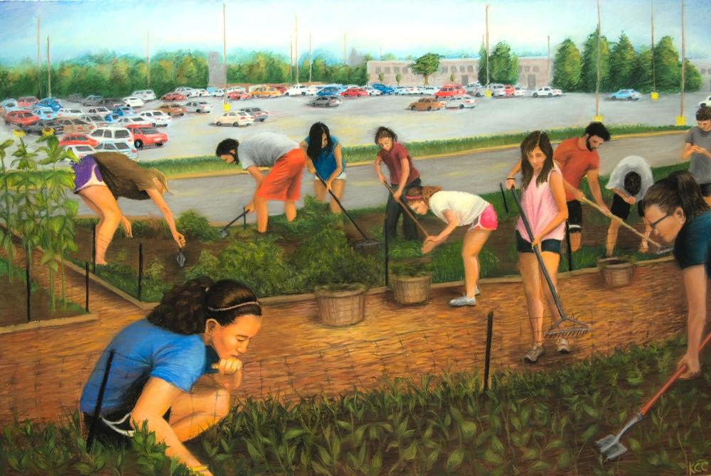 Communal Harvest