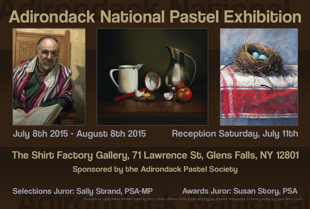 Adirondack National Pastel Exhibition