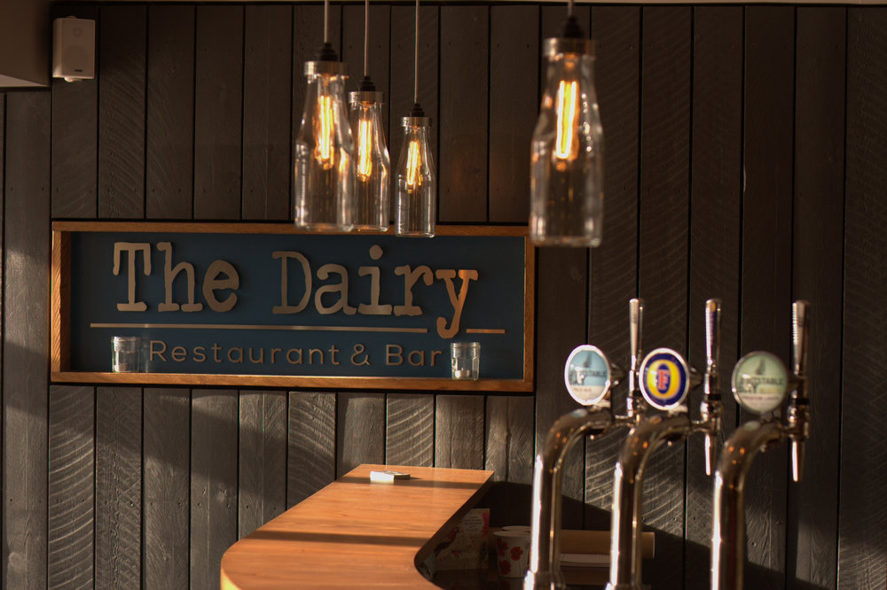 THE DAIRY RESTAURANT & BAR - Canterbury, Kent