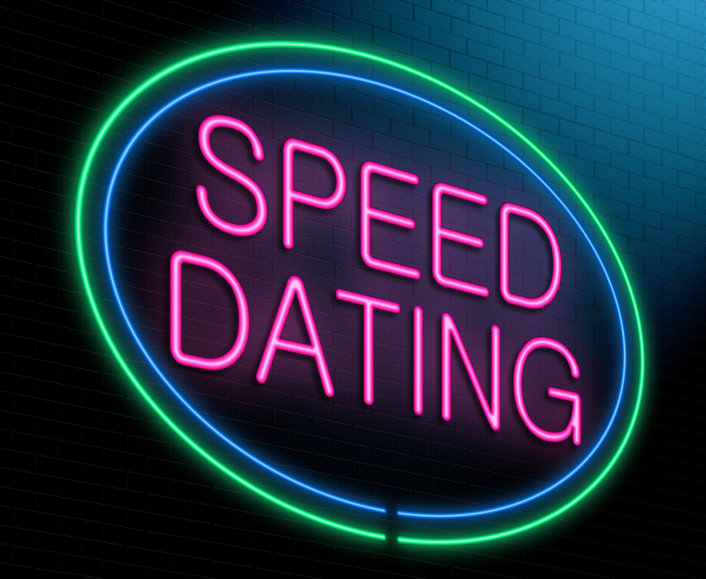 Literary Agent Speed Dating