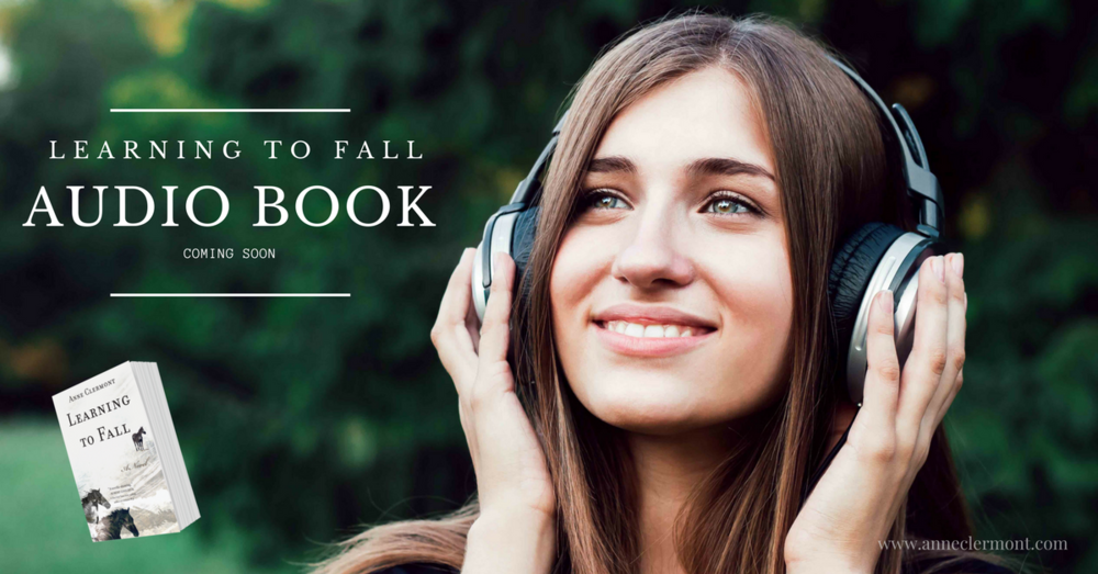 Audio book news; learning to fall audio