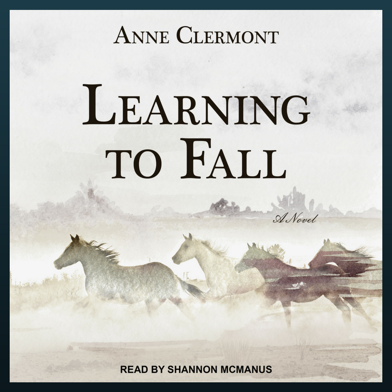 Learning to Fall audiobook, horse novel audiobook, equestrian novel, the horse dancer, jojo moyes