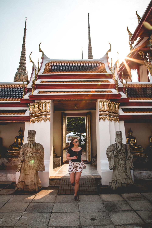 4 DAYS IN BANGKOK - COMING SOON.