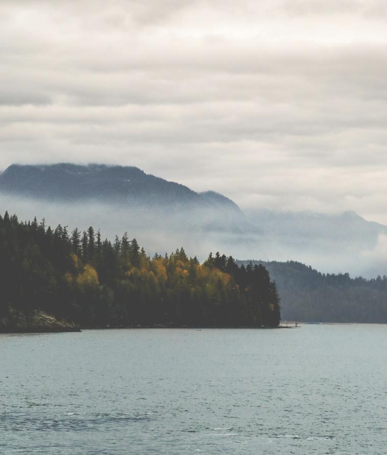 SUNSHINE COAST - British Columbia