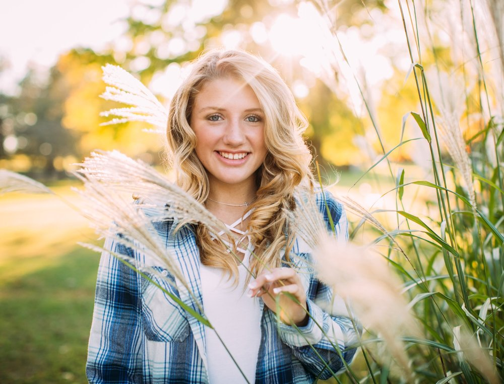 """Kristin is AMAZING"" - Kristin is AMAZING! She did my senior pictures and I'm still in love with them. She's very easy to work with and makes the session so fun!! I highly recommend her!!- Jenna, West Mifflin PA"