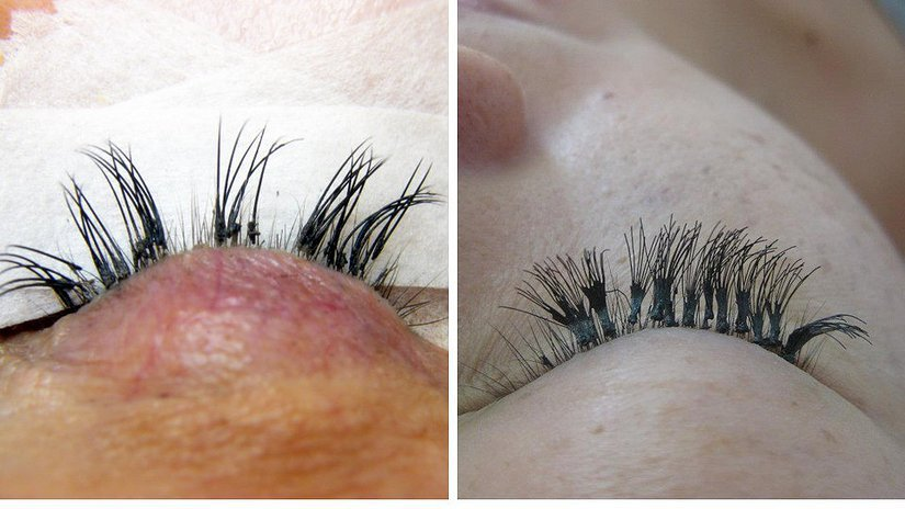 7 Signs Of A Bad Lash Job Artists Salon