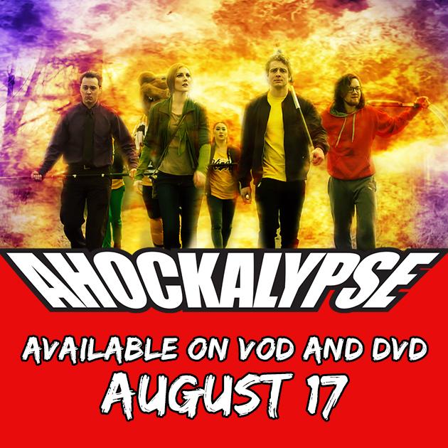 Ahockalypse -