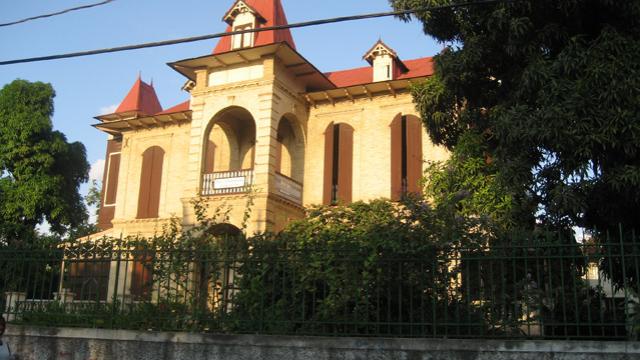 Port-au-Prince region