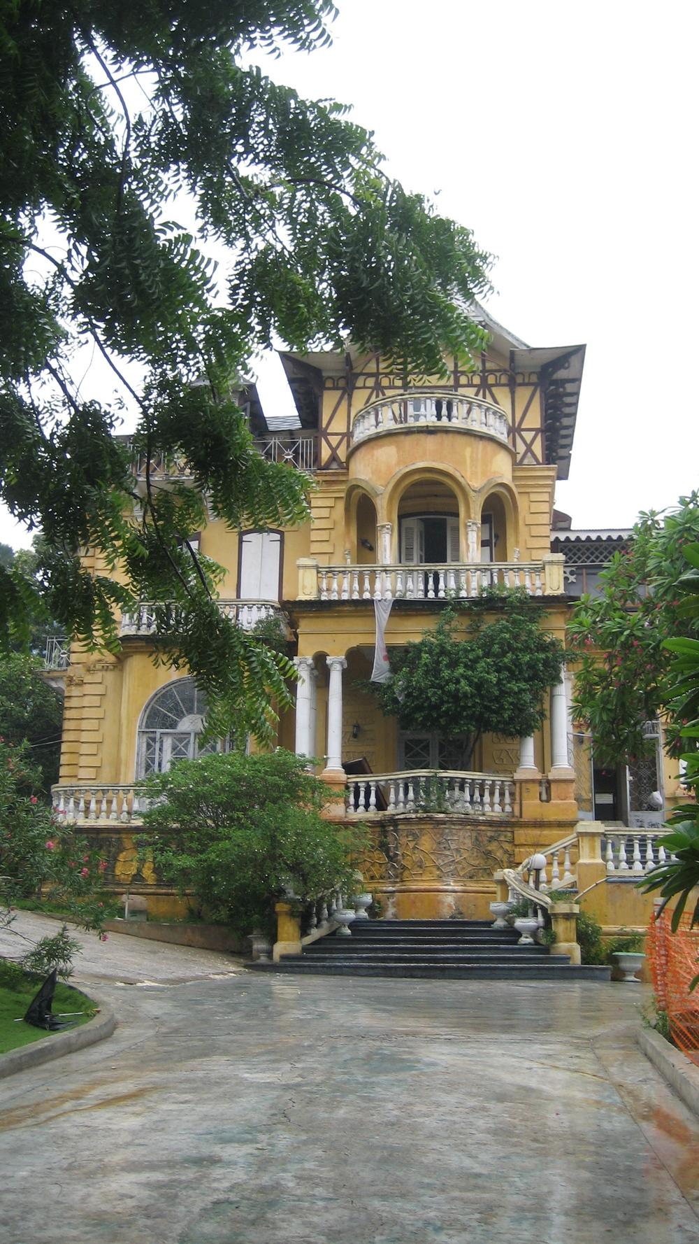 Villa Miramar, le 2 de la rue 4