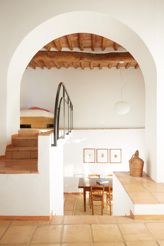 Galerie und Küche Teatro
