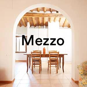 Wohnung Mezzo 5 Personen