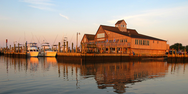 The Island House Restaurant and Marina