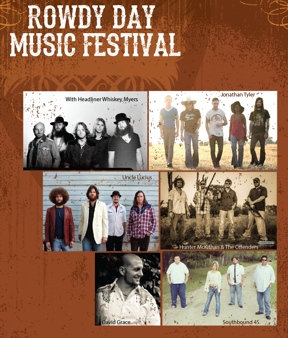 Click through for more information on the 2014 music lineup!