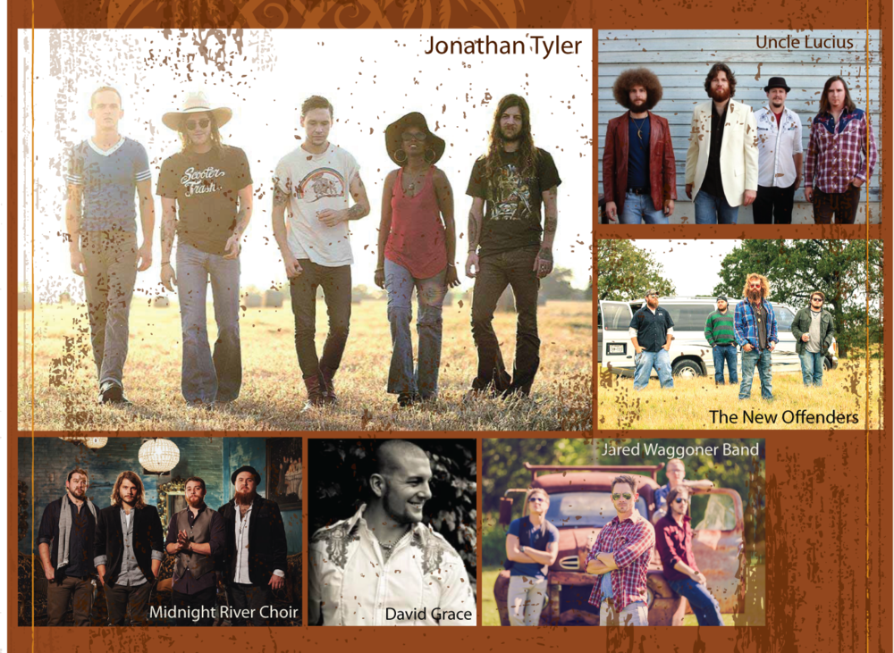 Click through for more information on the 2015 music lineup!
