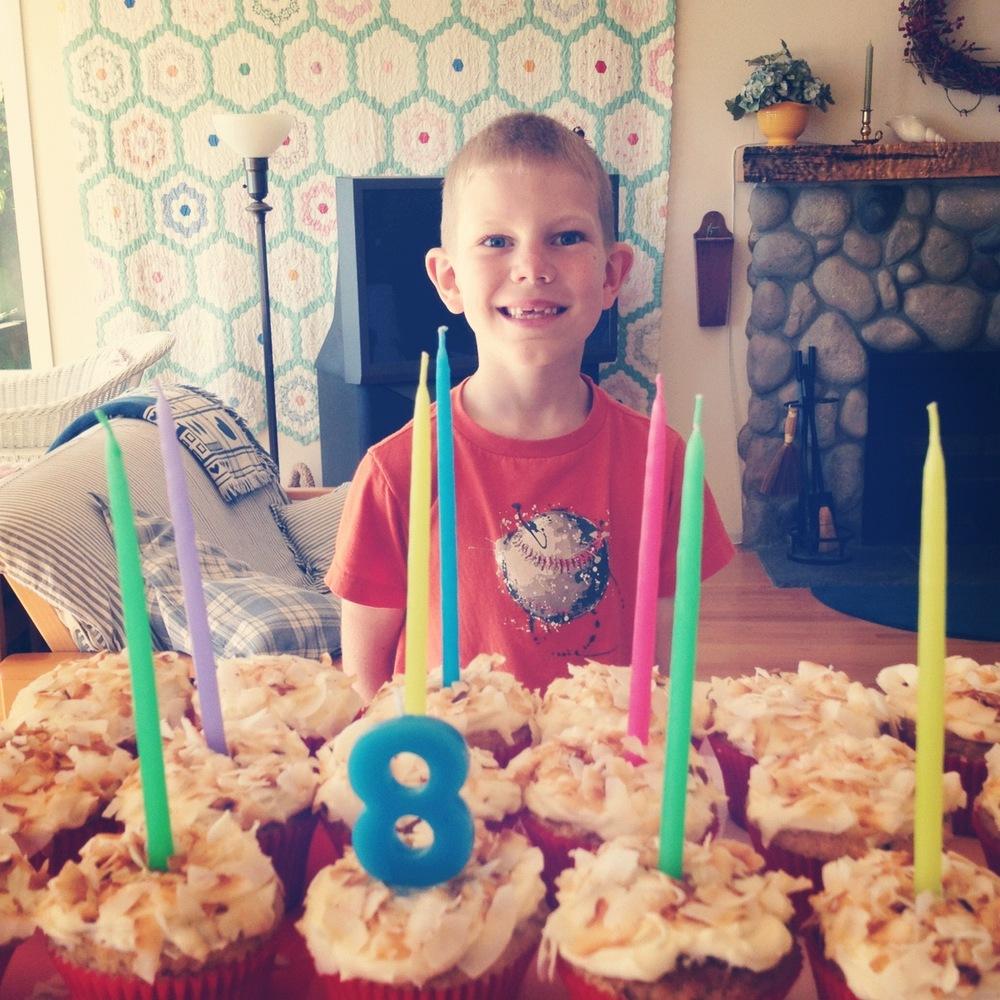A Gluten Free Birthday Celebration