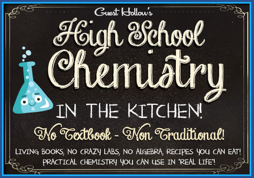 High School Chemistry in the Kitchen