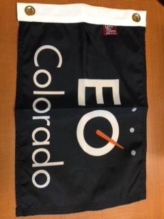 EO Boat Flag