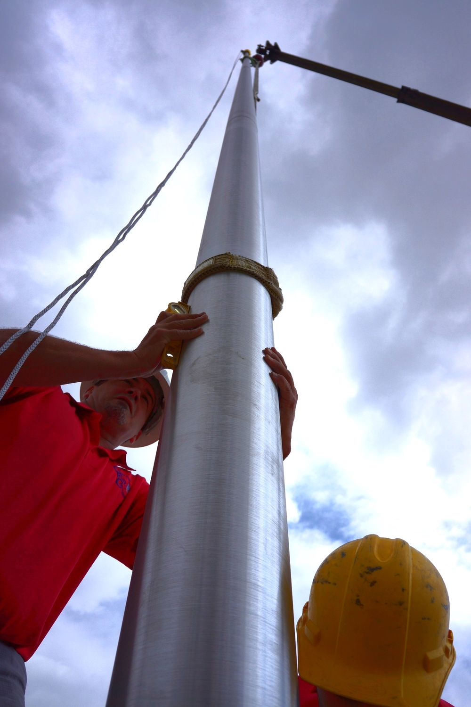 Flagpole Service, Installation & Maintenance