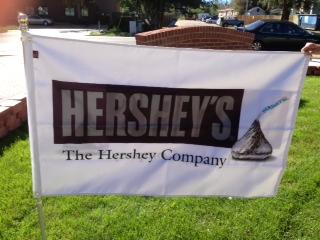 Hersheys Flag