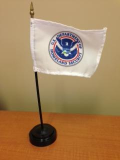 Homeland Security Flag