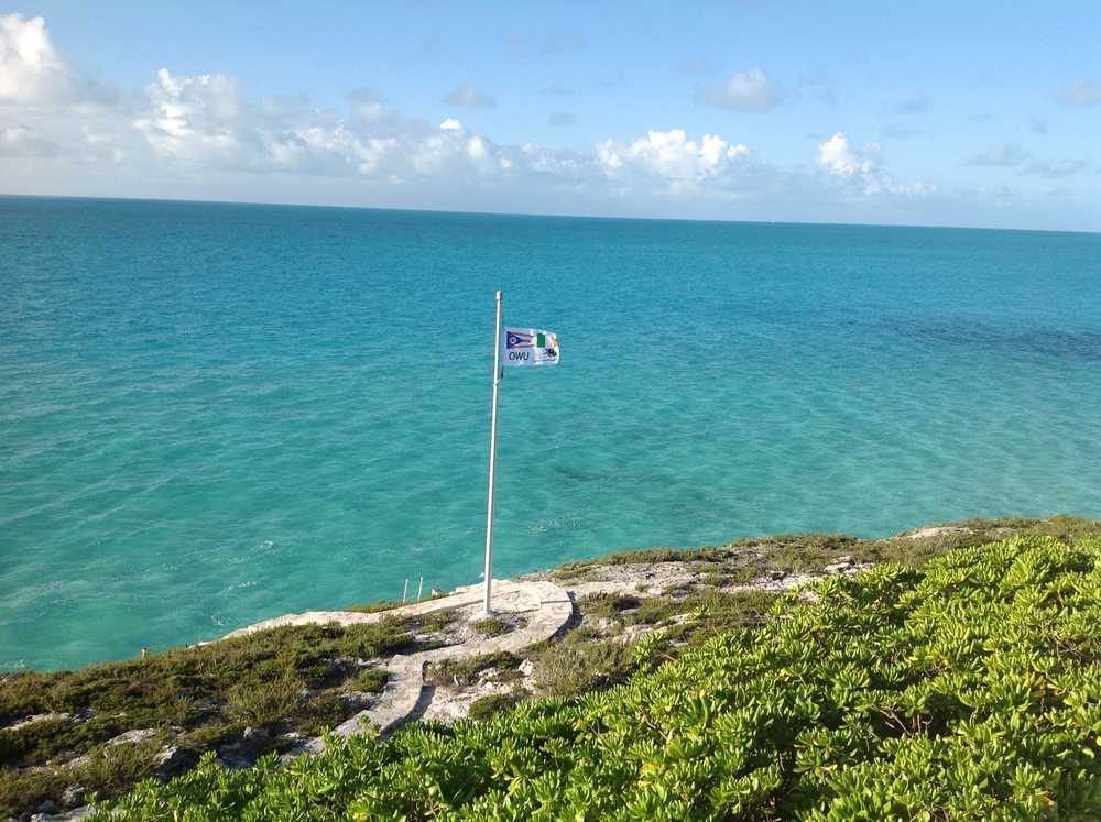 Personalized Custom flag in Turks & Caicos