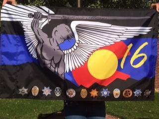 Adams County Classs 16 flag