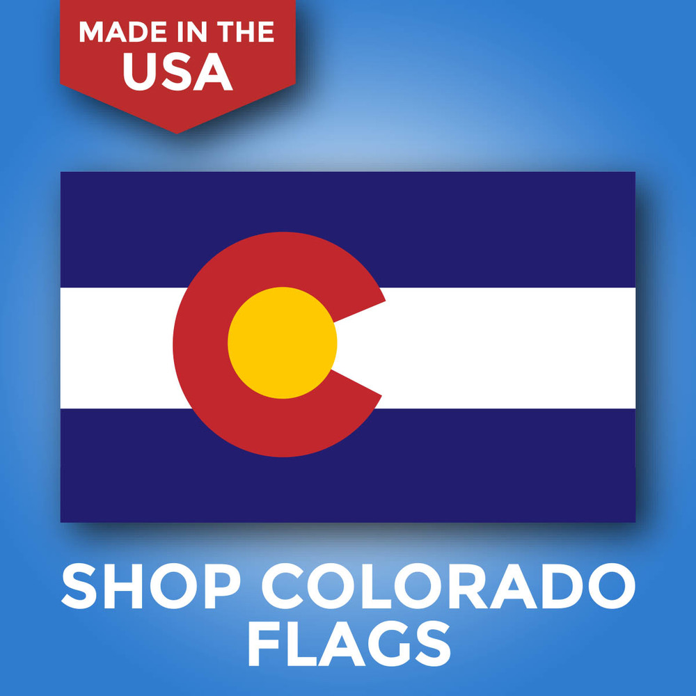 Customized Colorado Flags Online