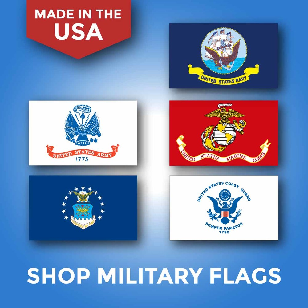 Custom Military Flags Online