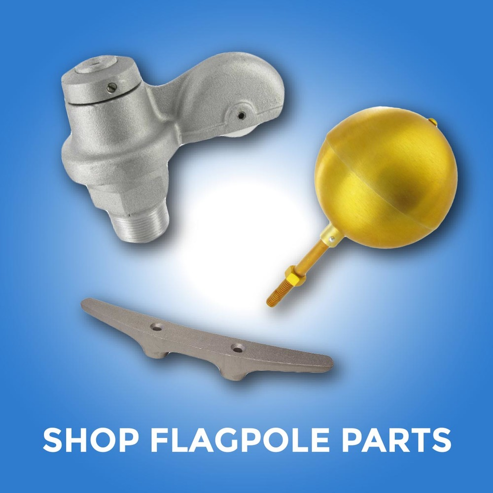 Flagpole Parts Online for Customized Flags