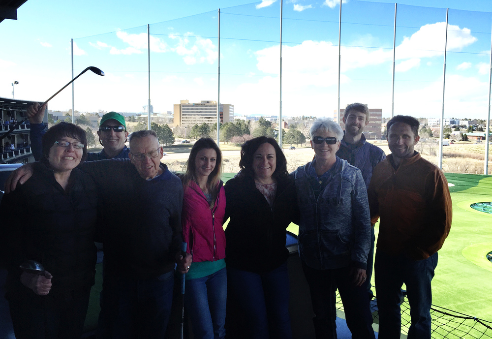 Top Golf, March 2016