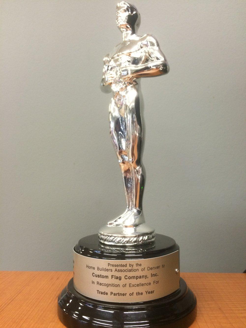 2016 MAME AWARD