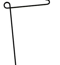 Garden Flag Stake