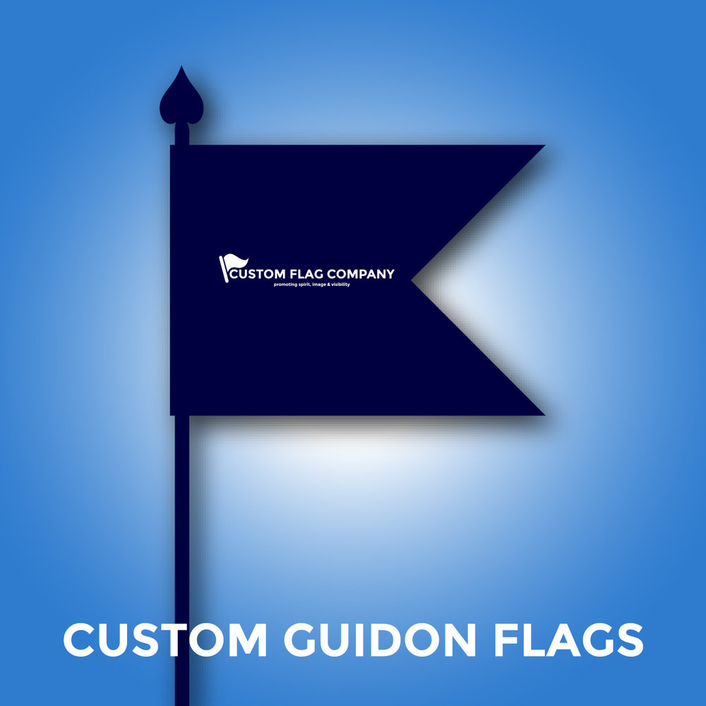 Custom Guidon Flags